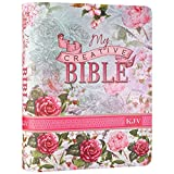 img - for My Creative Bible KJV: Silken Flexcover Bible for Creative Journaling book / textbook / text book