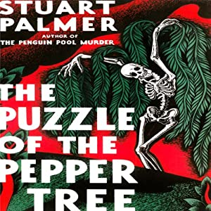 The Puzzle of the Pepper Tree Audiobook