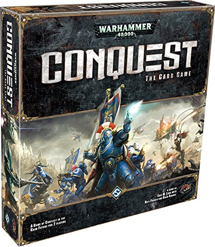 Warhammer 40K Conquest: The Card Game (Warhammer Board Game compare prices)