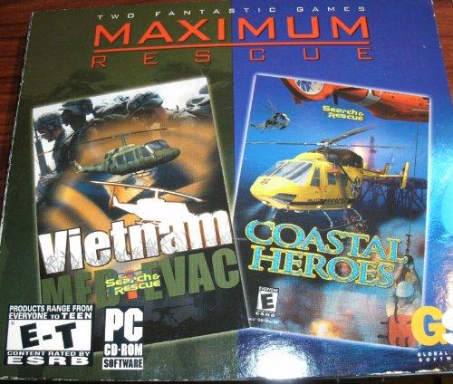 Maximum Rescue: Vietnam (Jewel Case)