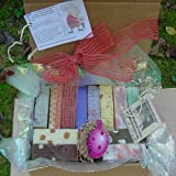 All Natural Twelve Piece Soap Gift Set ~ Natural Handcrafted...