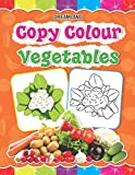 Copy Colour: Vegetables (Copy Colour Books)