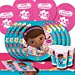 Doc McStuffins Complete Party Supplies Kit For 16 With Balloons