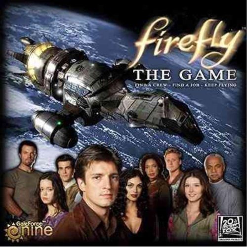 Gift Idea: Firefly - The Game SW (MINT/New)