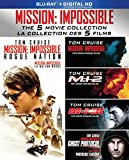 Mission: Impossible - 5 Movie Collection [Blu-ray] (Bilingual)
