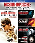 Mission: Impossible - 5 Movie Collect...