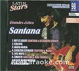 echange, troc Karaoke - Latin Stars Karaoke: Santana