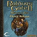Baldur's Gate II: Shadows of Amn Audiobook by Philip Athans Narrated by Fleet Cooper