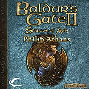 Baldur's Gate II: Shadows of Amn Audiobook