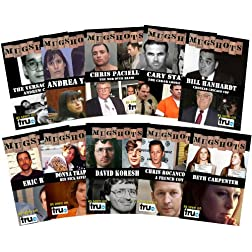 Mugshots: The Best Of  Mugshots - Volume 1 - 10 DVD Collector's Set (Amazon.com Exclusive)
