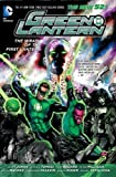 img - for Green Lantern: Wrath of the First Lantern (The New 52) (Green Lantern (Graphic Novels)) book / textbook / text book
