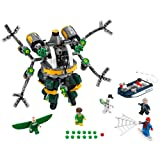 LEGO Marvel Super Heroes Spider-Man: Doc Ock's Tentacle Trap 76059 Spiderman Toy (Color: Multicolored)
