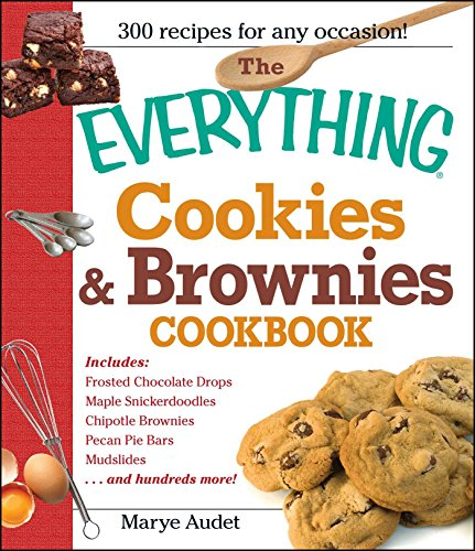 EVERYTHING-COOKIES-AND-BROWNIES-COOKBOOK-EVERYTHING-COOKING-By-Marye-NEW