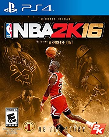 NBA 2K16 (Michael Jordan Special Edition) - PlayStation 4