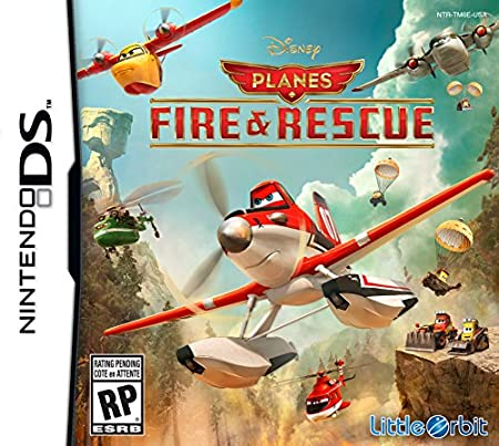 Disney Planes Fire and Rescue - Nintendo DS