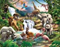 Walltastic Jungle Adventure Wallpaper Mural