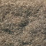 Static Grass Flock Shaker, Burnt Grass/50 cu. in. ~ Woodland Scenics
