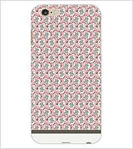 PrintDhaba Skull pattern D-1952 Back Case Cover for APPLE IPHONE 6 (Multi-Coloured)