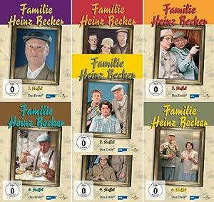 Familie Heinz Becker - die komplette Serie Staffel 1-7 im Set (14DVDs)