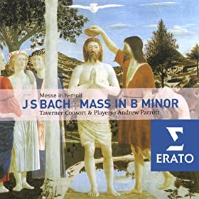 Mass In B Minor Bwv 232, Sanctus: Sanctus (Chorus)