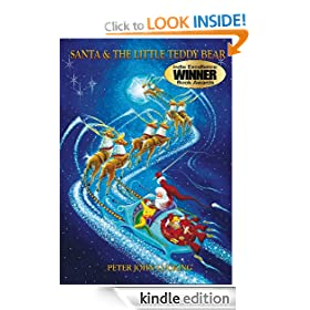 Santa and The Little Teddy Bear (Bilbos Adventures)