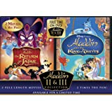 The Return of Jafar/Aladdin and the King of Thieves (Aladdin 2 & 3 Collection) ~ Scott Weinger