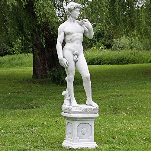 David von Michelangelo auf Sockel, Replik bestellen