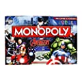 Monopoly Avengers Game by Hasbro