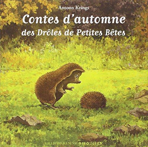 Contes d'automne des Drôles de Petites Bêtes