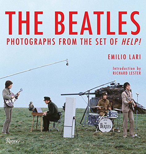 The Beatles Photographs from the Set of Help! [Lari, Emilio - Gordon, Alastair] (Tapa Dura)