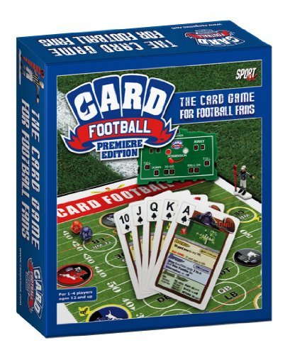 Card Football – Premiere Edition by CSE Games jetzt bestellen