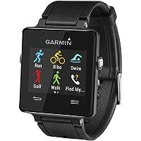 Garmin Vivoactive Sport Watch with Heart Rate Monitor (Black)