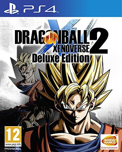 Dragon Ball Xenoverse 2 - Deluxe Edition Esclusiva Amazon - PlayStation 4