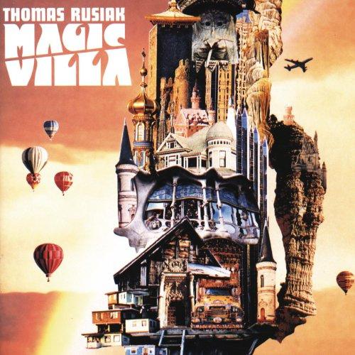 Thomas Rusiak Magic Villa album cover
