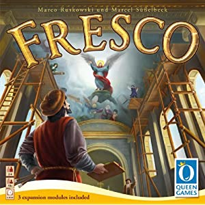 Fresco board game!