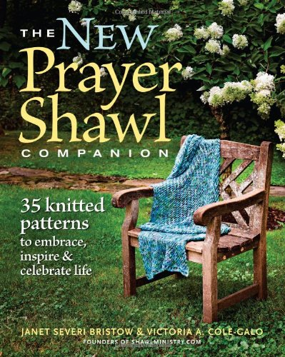 New Prayer Shawl Companion, The: 35 Knitted Patterns To Embrace Inspire & Celebrate Life front-1024149