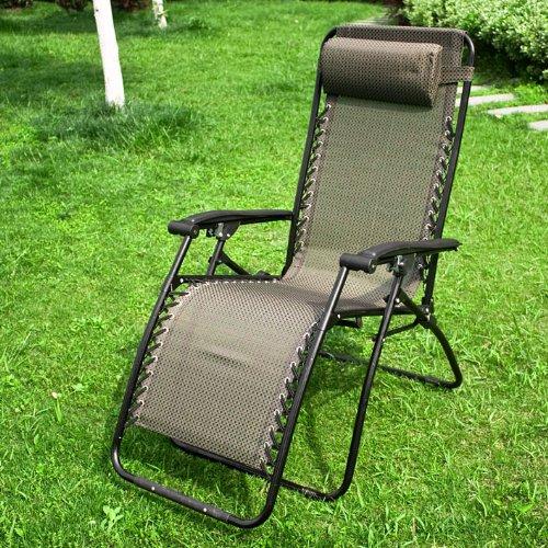 chaise longue bain de soleil chaise de jardin chaise de camping transat m tal et toile. Black Bedroom Furniture Sets. Home Design Ideas