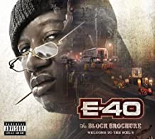 E-40 - The Block Brochure: Welcome To the Soil 5