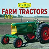 img - for Vintage Farm Tractors 2012 book / textbook / text book