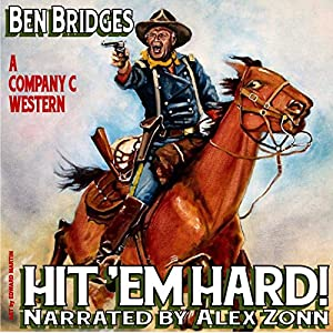 Hit 'Em Hard! Audiobook