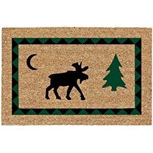 Moose Area Rugs