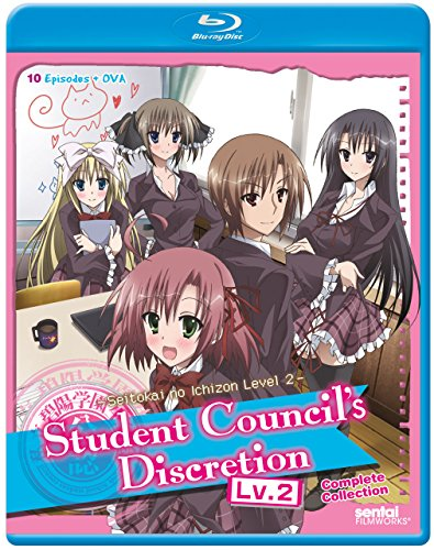 生徒会の一存 2 / STUDENT COUNCIL'S DISCRETION 2 (北米版)