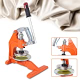 Round Sample Cutter Pressure Type Sampling Knife Hand Pressure Disc Sampler for Other Textiles and Knitted Fabrics