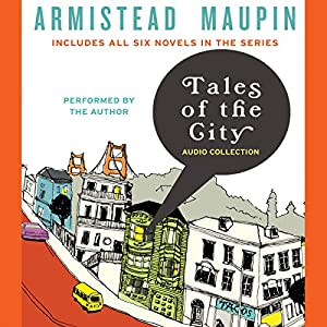 Tales of the City Audio Collection | Livre audio