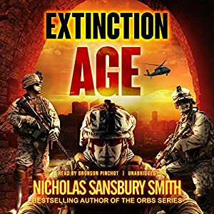 Extinction Age Audiobook
