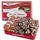 Golden State Fruit Premium Handmade Chocolates Trio Assortment Gift Tin