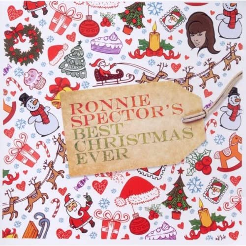 Ronnie-Spectors-Best-Christmas-Ever-Ronnie-Spector-Audio-CD