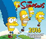 The Official the Simpsons 2016 Desk B...