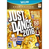 Just Dance 2016 (Gold Edition) - Wii U