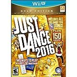 Just Dance 2016 (Gold Edition) - Wii U